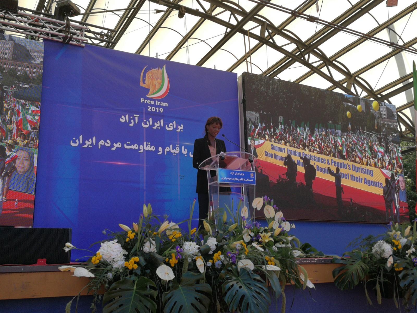 iranska ambassaden stockholm